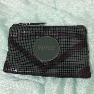 Mimco Kinetica Mesh Pouch
