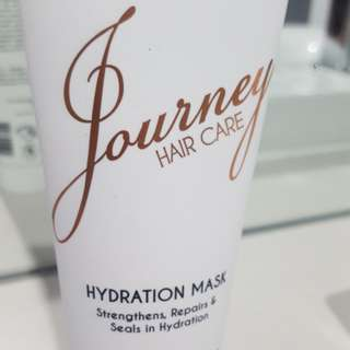 Journey hair care hydration mask