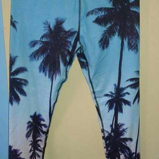 Authentic Cotton On Leggings (knee length)