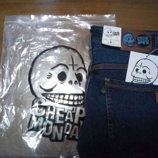 Celana jeans denim premium quality