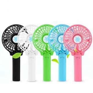 Portable Rechargeable Mini Fan