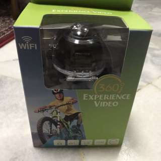 360 Experience Video 16M Video Camera XDV360 FHD 2448P
