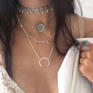 4-Layered Necklace