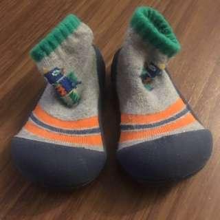 韓國製學步鞋