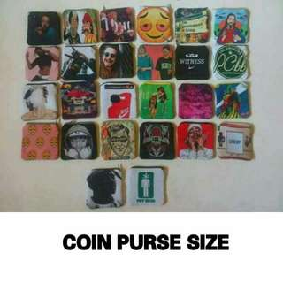 TRENDY Customize Coin purse/ Make-up Pouch