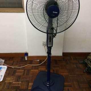Sharp Fan