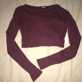 Missguided Crop Top