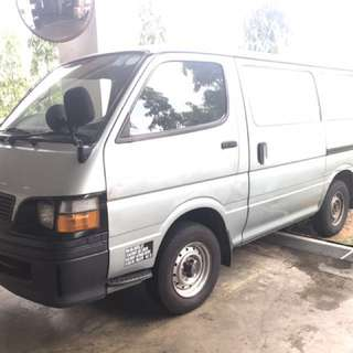 From $33/ day. Van For Rent Stainless Steel Rear Cabin