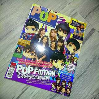 Pop Fiction Magazine