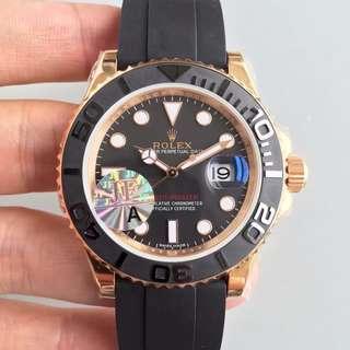玩表吧 MTR面交 Yacht Master 116655 -Oysterflex bracelet 40mm