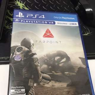 Farpoint for ps4