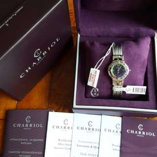 Charriol Celtic Watch Ladies