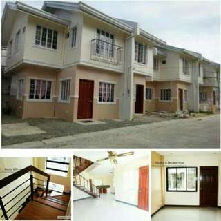 2 Storey House & Lot located at Consolacion,Cebu for as low as 12,424 / month