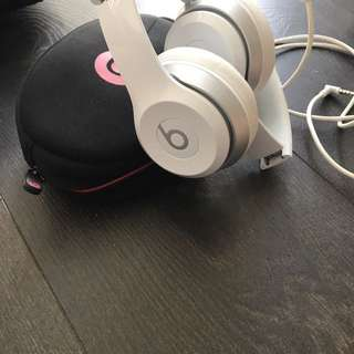 Solo BEATS by Dre - white