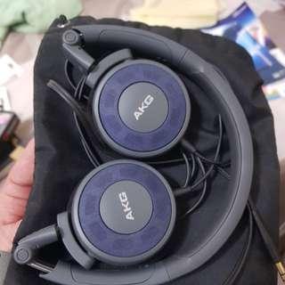 Akg 耳機 K420