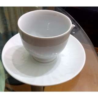 Coffee Cup and Plate 咖啡杯碟