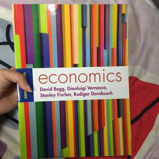 INSTOCK SIM UOL economics book eleventh edition / intro to econs