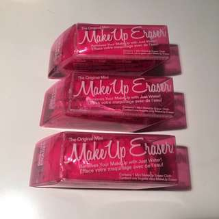 * Reduced * Make Up Eraser Mini