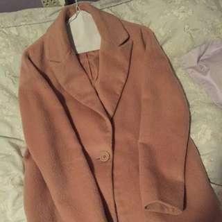 beige spring /fall jacket