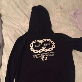 crooks hoodie