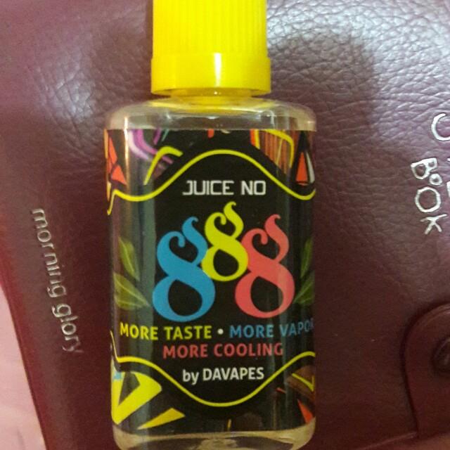降↘馬來西亞 原裝正品 888芒果冰沙🍋電子果汁 馬油