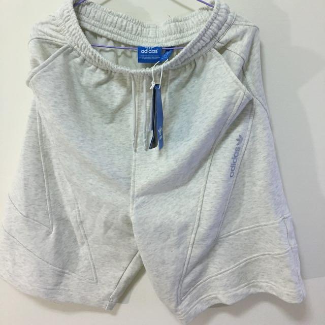 全新 Adidas棉褲 S