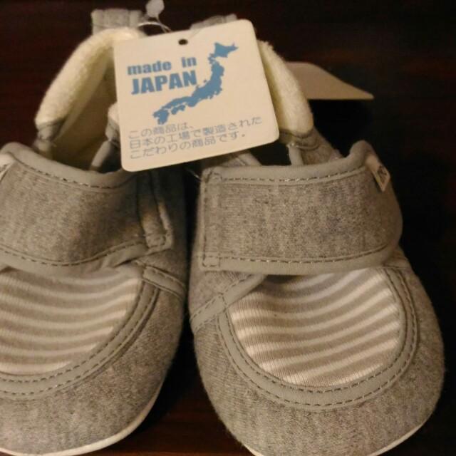 日本製 anyo 學步鞋