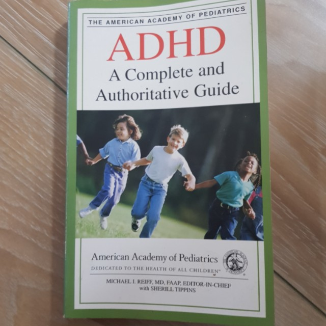 Adhd Books Stationery Fiction On Carousell