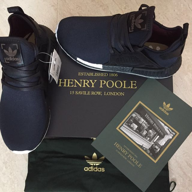 new product 00668 889ab Adidas Henry Poole NMD XR1 (UK9), Men's Fashion, Footwear on ...