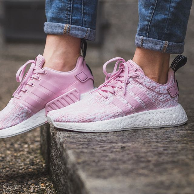 outlet for sale coupon codes get new Adidas NMD R2 Wonder Pink