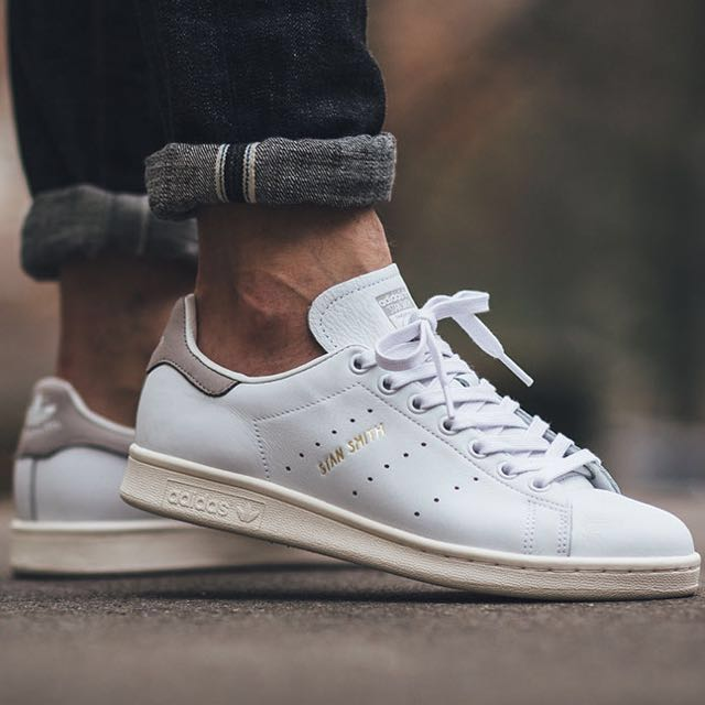 on sale 17d47 23d60 adidas stan smith cool granite