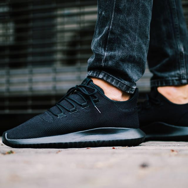 80c8c289922c Adidas Tubular Shadow All Black