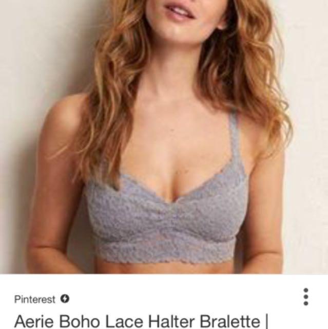 Aerie Grey Bralette
