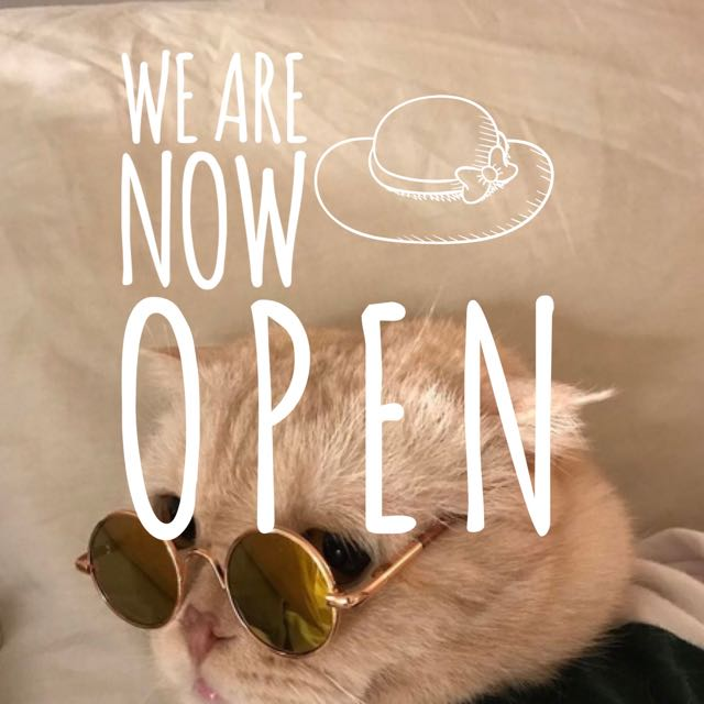 After temporary closed now we are open