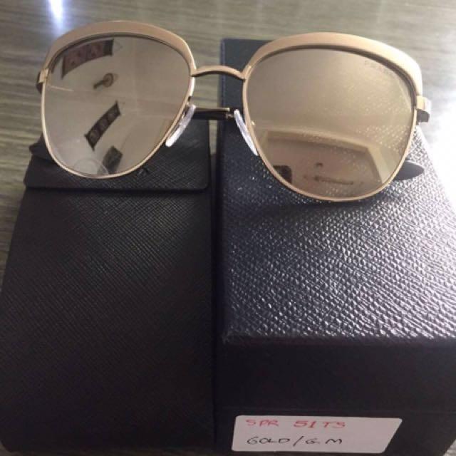 As New - Authentic Prada Sunglasses