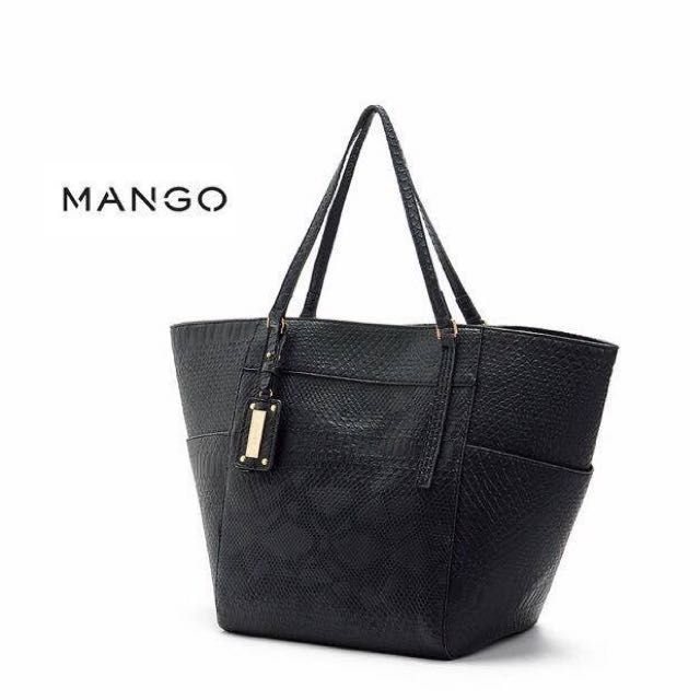 Authentic Mango Large Tote