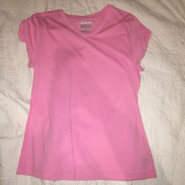 Pink Champion Sports Top