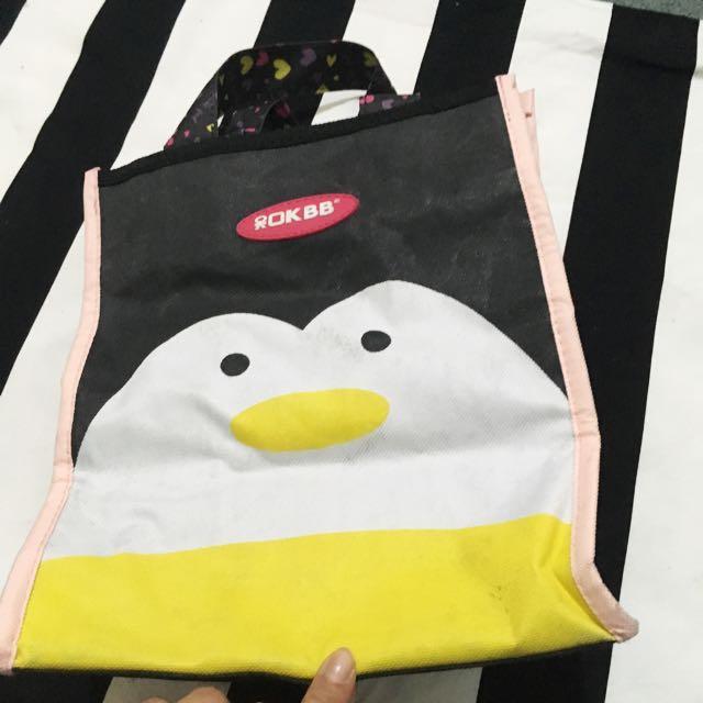 Baby diaper /Milk bag