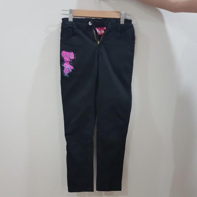Barbie Black Pants