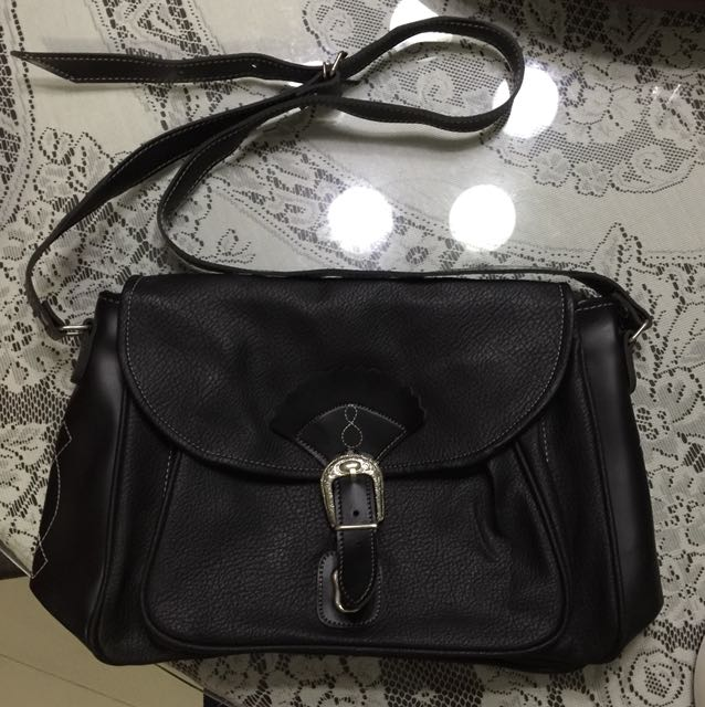 Black Bag Medium Sized
