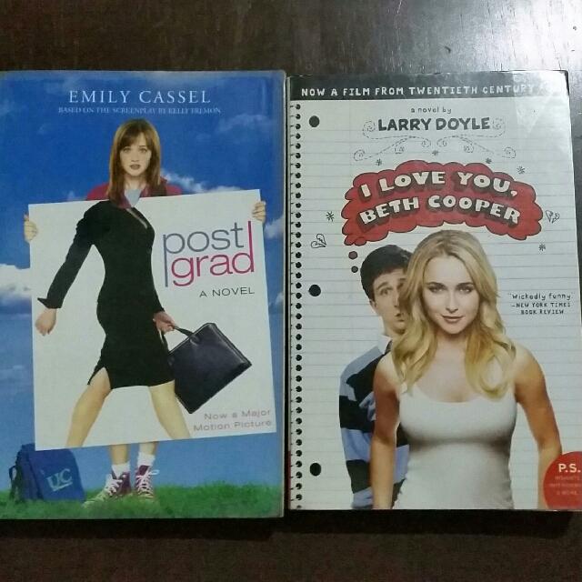 Movie Book Bundle