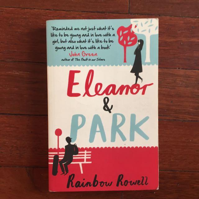 Buku Eleanor and Park by Rainbow Rowell (Bahasa Inggris)