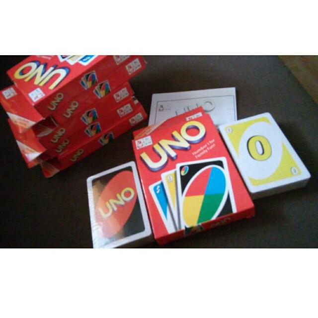 BUY 1 TAKE 1 UNO CARDS