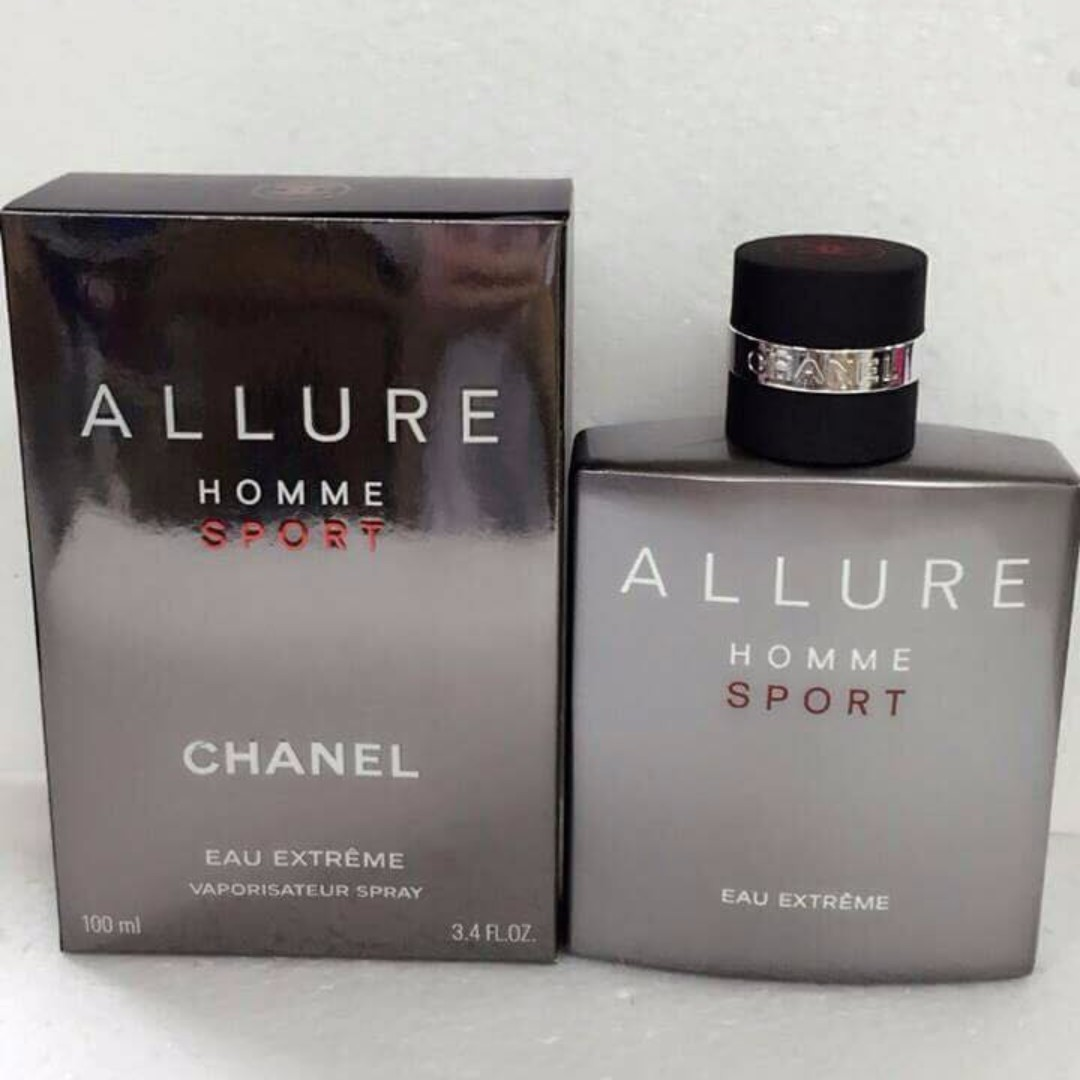 Chanel - Allure Home Sport Eau Extreme (100ml) ac2676b4cf