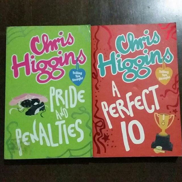 Chris Higgins Books
