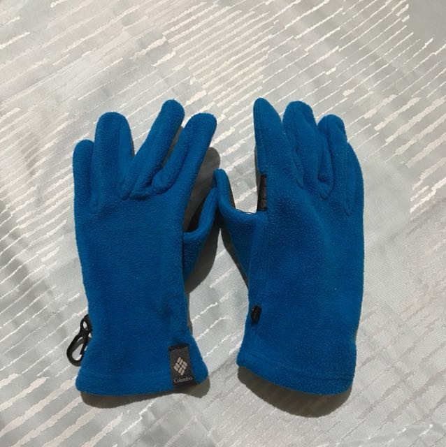 Columbia Fleece Thermal Gloves