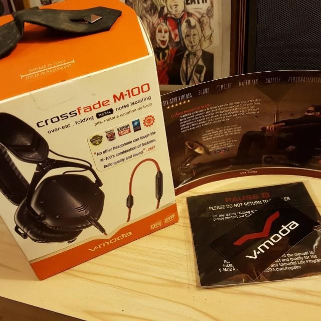 VMODA Crossfade M100 Headphones