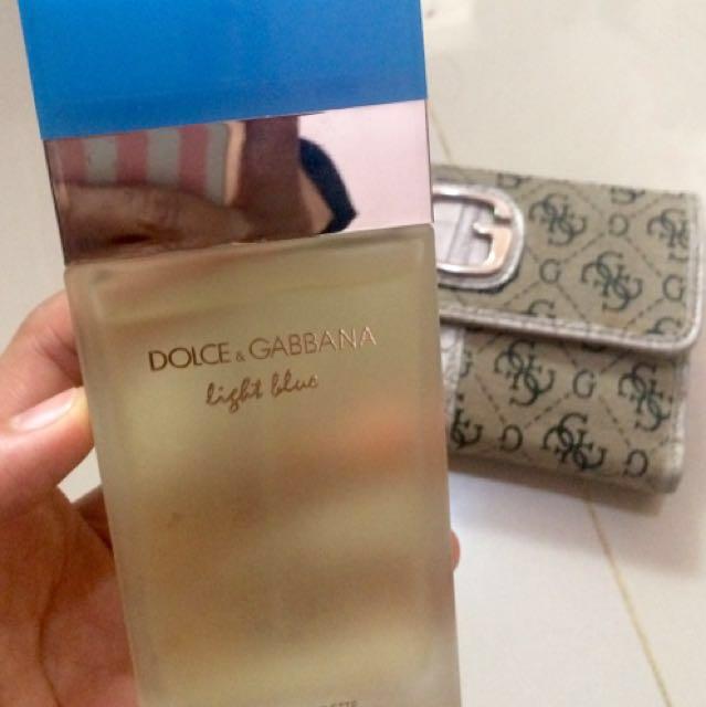 D&G light blue women