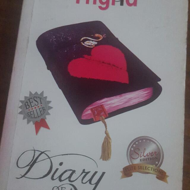 Diary of a BROKEN HEART by Heart Yngrid