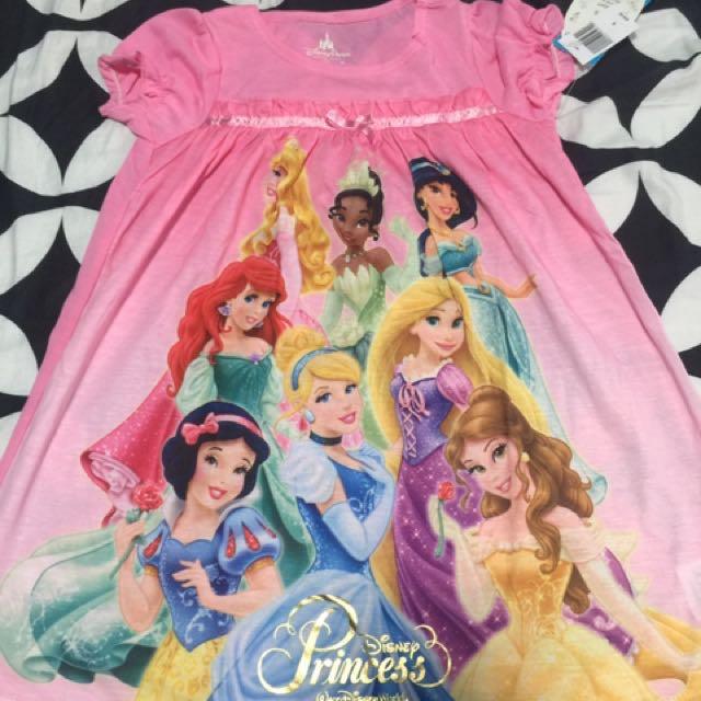 disney princesses night gowns